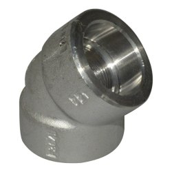 Alloy Steel Elbow Socket Weld 45