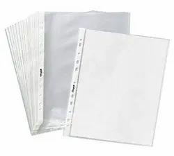 Paper Sheet Protectors