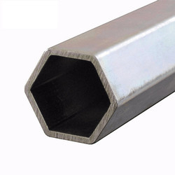 Hexagonal Aluminum Pipes