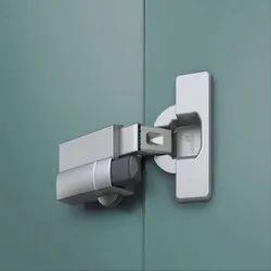 Hettich 9046807 110 Degree Inset Door Hinge Screw On Door Flush