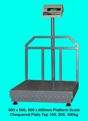 Industrial Heavy Duty Platform Scales