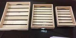 Pine Wood Gifting Tray