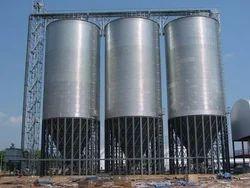 Corrosive Liquids Silo