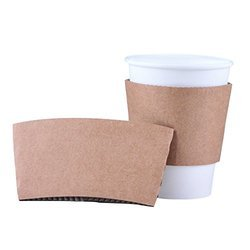 Disposable Paper Cup Sleeve