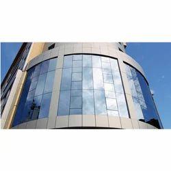 Aluminium Structure Glazing Service