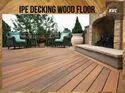 Kvc Wooden Ipe Deck Floor