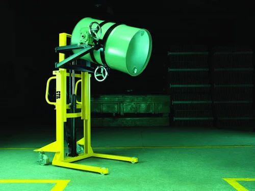 Drum Handling Equipment for Material Handling