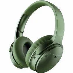 Green RD Wireless Bluetooth Headphone, Model Name/Number: HF-25