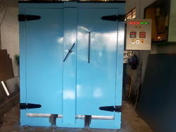Varnished Motor Curing Oven