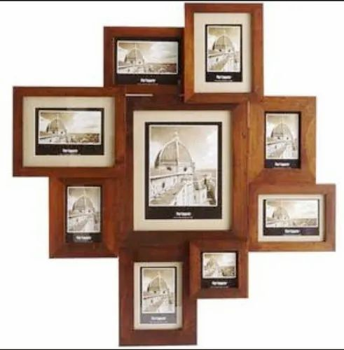 Wooden Collage Photo Frames At Rs 70 Piece Lal Sarai
