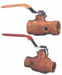 Medium Pressure Brass Ball Valves