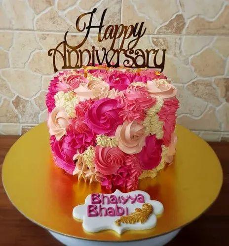 Anniversary Cake At Rs 1800 Kilogram
