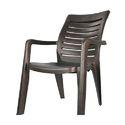 Lexus Brown Plastic Chair