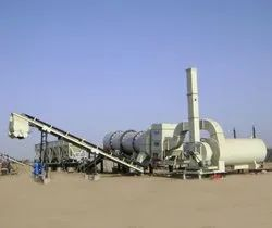 DM-50 Asphalt Drum mix Plant