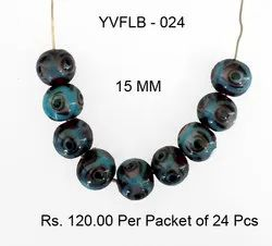 Lampwork Fancy Glass Beads - YVFLB-024