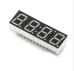 7 Segment LED Display Four Digit