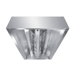 Kitchen Ventilation Exhaust Hood