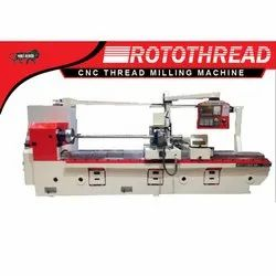 CNC Thread Milling Machine, Model Name/Number: ROT02030
