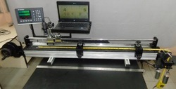 Tape and Scale Calibration Unit