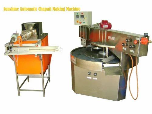 Used Roti & Chapati Maker Machine Equipments