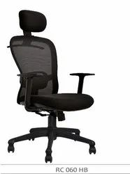 High Back Mesh Revolving Chair