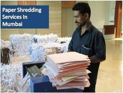 Paper Shredding Services In Mumbai