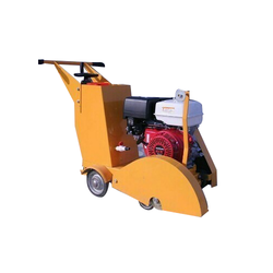 Concrete Cutter With 13 Hp Honda Engine