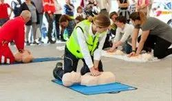 08 Hrs. BASIC LIFE SUPPORT TRAINING, in Pan India