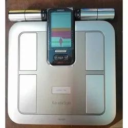 Omron Scan Weighing Scale, Accuracy: 1% Of Weight