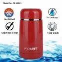PROBOTT Stainless Steel Double Wall Vacuum Flask Tiny Bottle 330ml PB 330-01