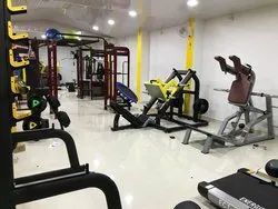 Gym Setup Services