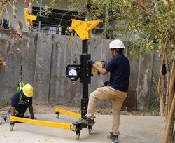Confined Space Davit System