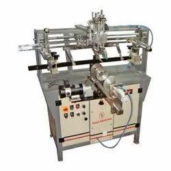 Polished Round Screen Printing Machine, Model Name/Number: Ee-rsmp, 380 V