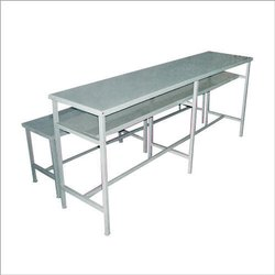 SS Benches Without Backrest