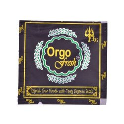 Orgo Fresh (2g) Mouth Freshener for Smokers(Chocolate Flavour)