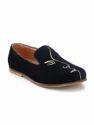 Men Tpr Blue Party Formal Shoes