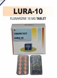 Flunarizine Tablets 10 Mg And 5 Mg