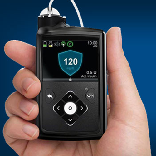 Mini Med 640g Insulin Pump