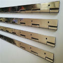 304 Stainless Steel Piano Hinges, Size: 6, Thickness: 1 - 3 Mm