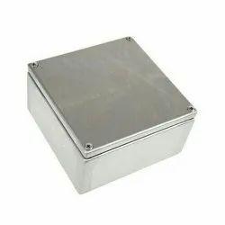 Aluminium panel box