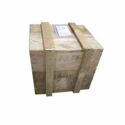 Termite Resistant Hard Wood Heavy Duty Wooden Box, 16-25 mm