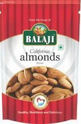 Lali Balaji California Almond, Packing Size: 200g
