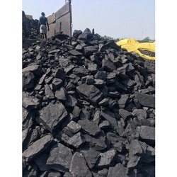Lump Indian Steam Coal, For Steel Manufacturing Plant, Grade: 6000 Gcv