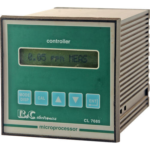 CL7685 Microprocessor Controller - Toshniwal Instruments