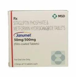 Janumet 50/1000 Mg Tablet