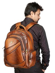 Hammonds Flycatcher Leather Tan Backpack