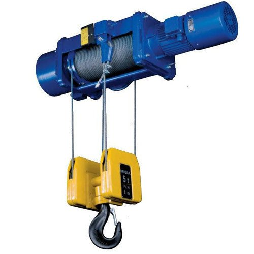 Manufacturer of Industrial Crane & Electric Hoist by Apex