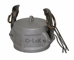 Aluminium Camlock Dust Cap