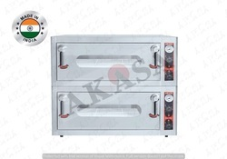 Akasa Indian Electric Two Deck Oven