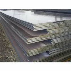 Polished Mild Steel Plate, Thickness: 1-10 Mm